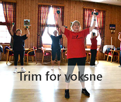 Trim-for-voksne